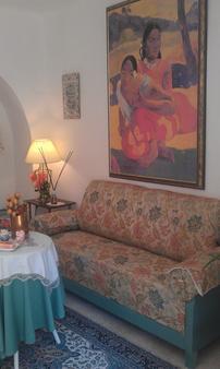 B&B Casa Carducci - Offida - Living room