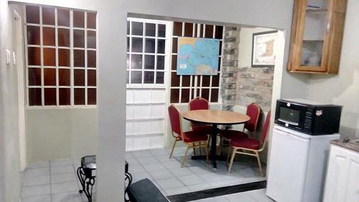 Woodbrook On The Avenue - Woodbrook - Dining room