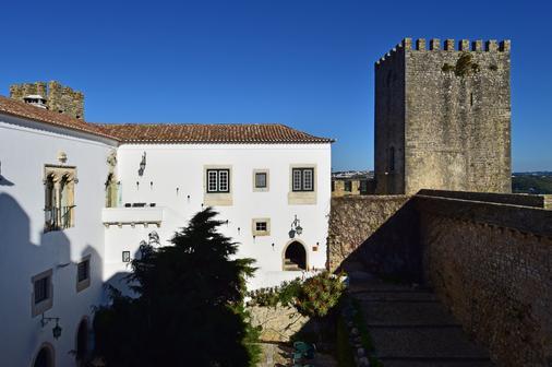 Pousada Castelo De Óbidos - Historic Hotel - Óbidos - Rakennus