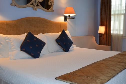 Hotel 1110 - Monterey - Κρεβατοκάμαρα