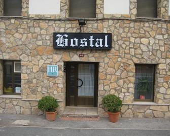 Hostal Nicolás - Medinaceli - Building