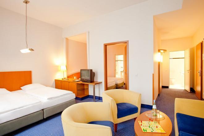 Hotel Baltic Stralsund - Stralsund - Makuuhuone
