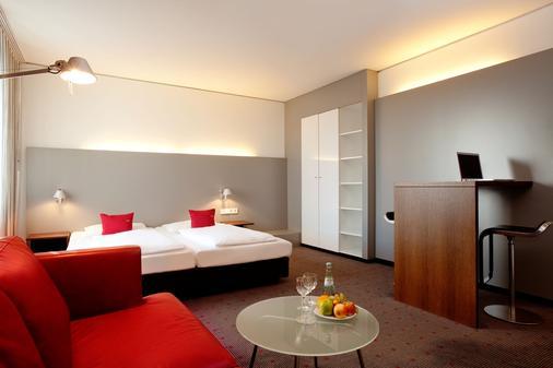arcona MO.HOTEL - Stuttgart - Makuuhuone