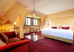 Romantik Hotel Auf Der Wartburg - Eisenach - Bedroom