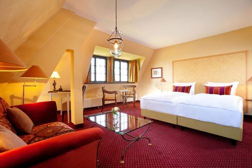 Romantik Hotel Auf Der Wartburg - Eisenach - Camera da letto