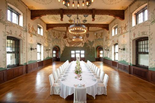 Romantik Hotel Auf Der Wartburg - Eisenach - Sala ricevimenti