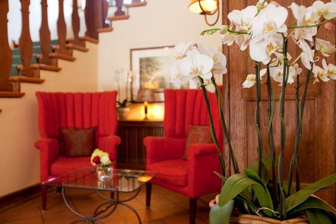 Romantik Hotel Auf Der Wartburg - Άιζεναχ - Σαλόνι ξενοδοχείου