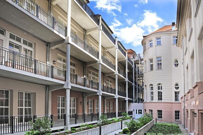 Vienna Townhouse Batschari Baden-Baden - Baden-Baden - Toà nhà