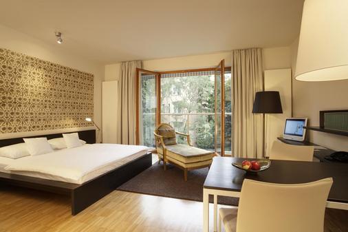 Arcona Living Goethe87 Berlin - Berlin - Phòng ngủ