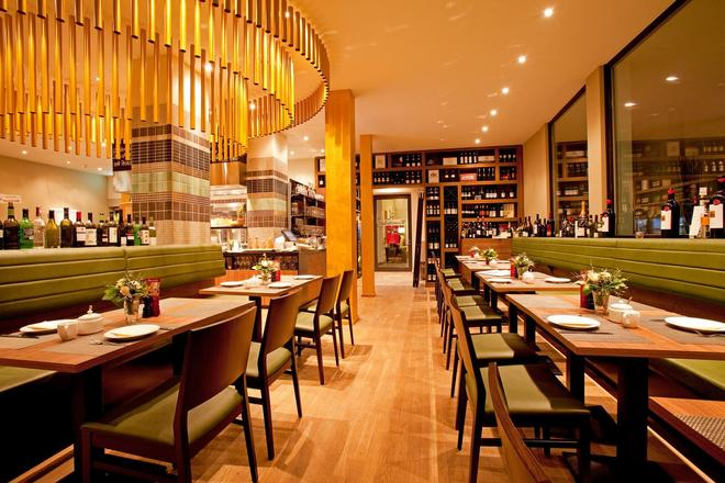 Vienna Townhouse Bach Leipzig - Leipzig - Restaurant