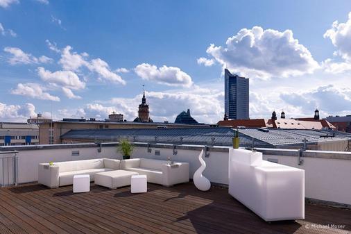 Arcona Living Bach14 - Leipzig - Balcony
