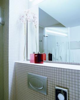 arcona MO.HOTEL - Stuttgart - Kylpyhuone
