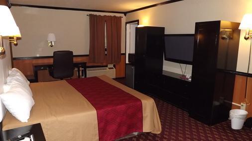 Econo Lodge - Montpelier - Bedroom