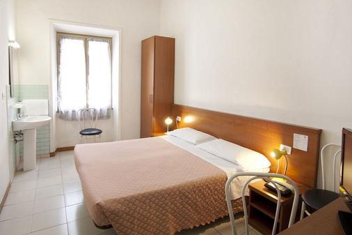 瑪莎拉酒店 - 羅馬 - 羅馬 - 臥室