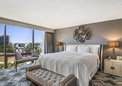 The L.A. Grand Hotel Downtown - Los Angeles - Bedroom