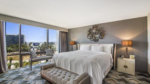 The L.A. Grand Hotel Downtown - Лос-Анджелес - Спальня