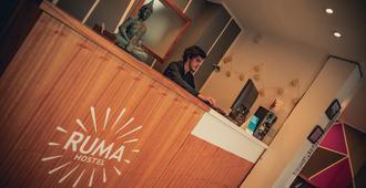 Ruma - Mar del Plata - Front desk