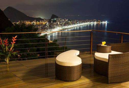 Mirante Do Arvrao - Rio de Janeiro - Balcony