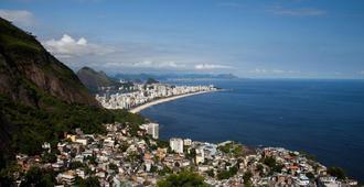 Mirante Do Arvrao - ריו דה ז'ניירו - נוף חיצוני