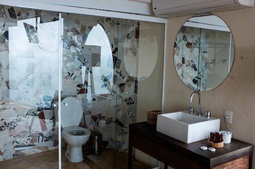 Mirante Do Arvrao - Rio de Janeiro - Bathroom