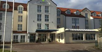 H+ Hotel Erfurt - Erfurt - Gebäude