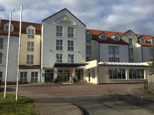 H+ Hotel Erfurt - Erfurt - Building