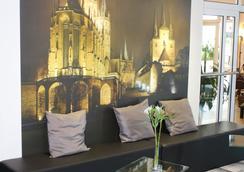 H+ Hotel Erfurt - Erfurt - Restaurant