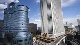 the b ikebukuro - Tokyo - Vista esterna