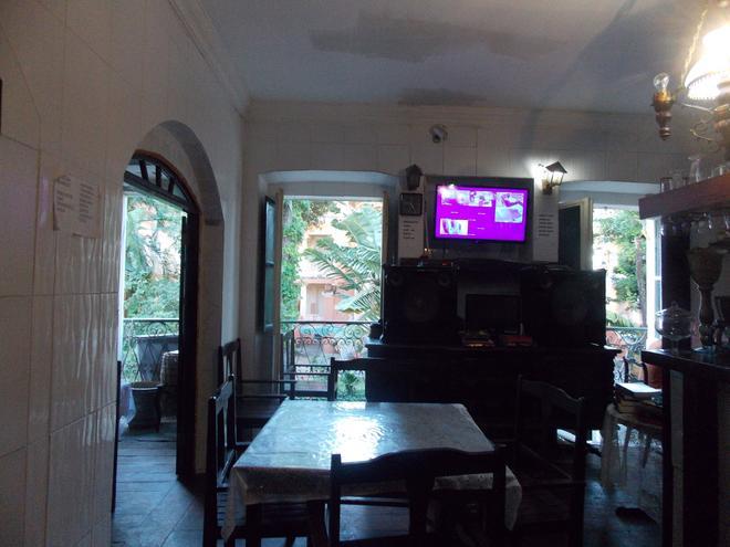 Albergue da Lucia - Salvador - Living room