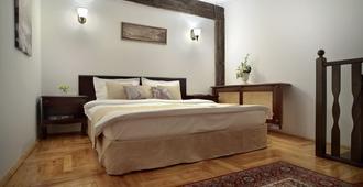 Drachenhaus - Braşov - Camera da letto