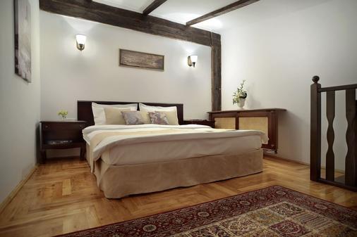 Drachenhaus - Braşov - Makuuhuone