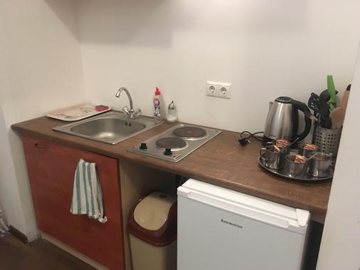 Dubai Hotel - Budapest - Kitchen