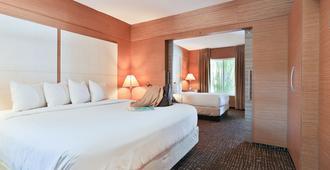 Royal Beach Palace - פורט לודרדייל - חדר שינה