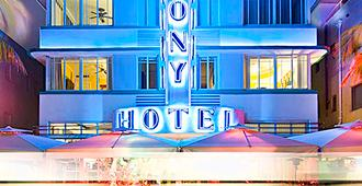 The Colony Hotel - Miami Beach - Edificio