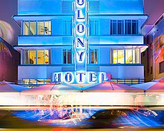 The Colony Hotel - Miami Beach - Building