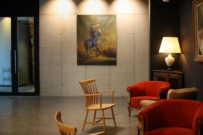 Van Belle Hotel - Brussels - Lobby