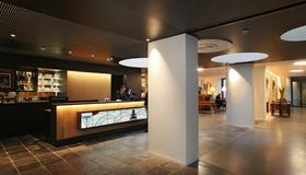 Van Belle Hotel - Bruxelas - Recepção