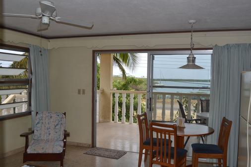 Vistalmar Apartments - Oranjestad - Dining room