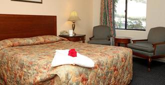 Monterey Oceanside Inn - Monterey - Bedroom