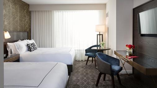 Kimpton Hotel Van Zandt - Austin - Bedroom