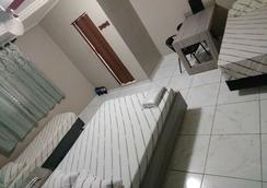 Hotel Flex In - Osasco - Bedroom