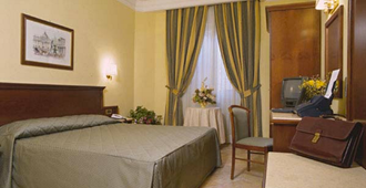 Hotel Sonya - Rome - Bedroom