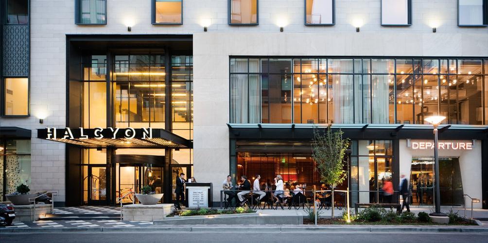 Halcyon - A Hotel In Cherry Creek - Denver - Building