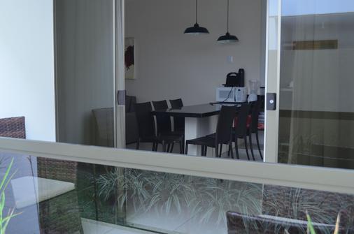 Portinari Residence - Porto Seguro - Phòng ăn