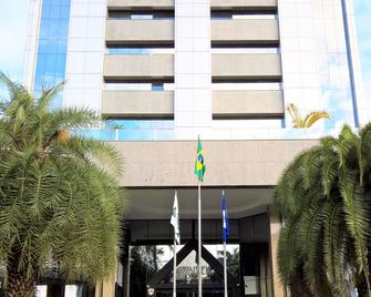Alven Palace Hotel - Joinville - Gebouw