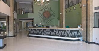 Alven Palace Hotel - Joinville - Front desk