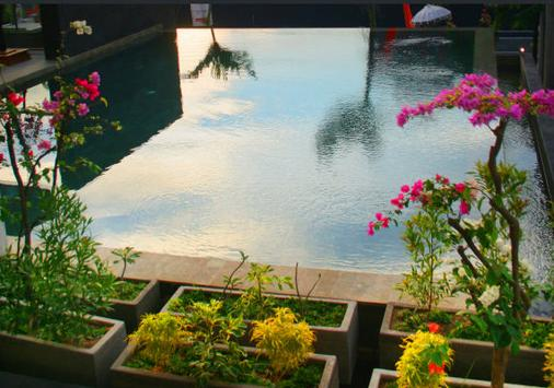 The Edelweiss Boutique Hotel Kuta - Kuta - Pool