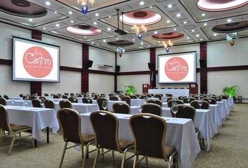 Hotel Centro - Puerto Princesa - Αίθουσα συνεδρίου