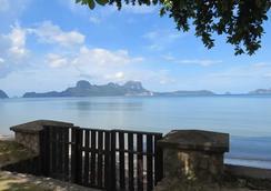 El Nido Cove Resort - El Nido - Cảnh ngoài trời