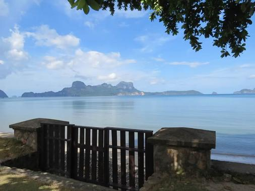 El Nido Cove Resort - El Nido - Näkymät ulkona